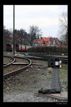Gleis-Stillleben