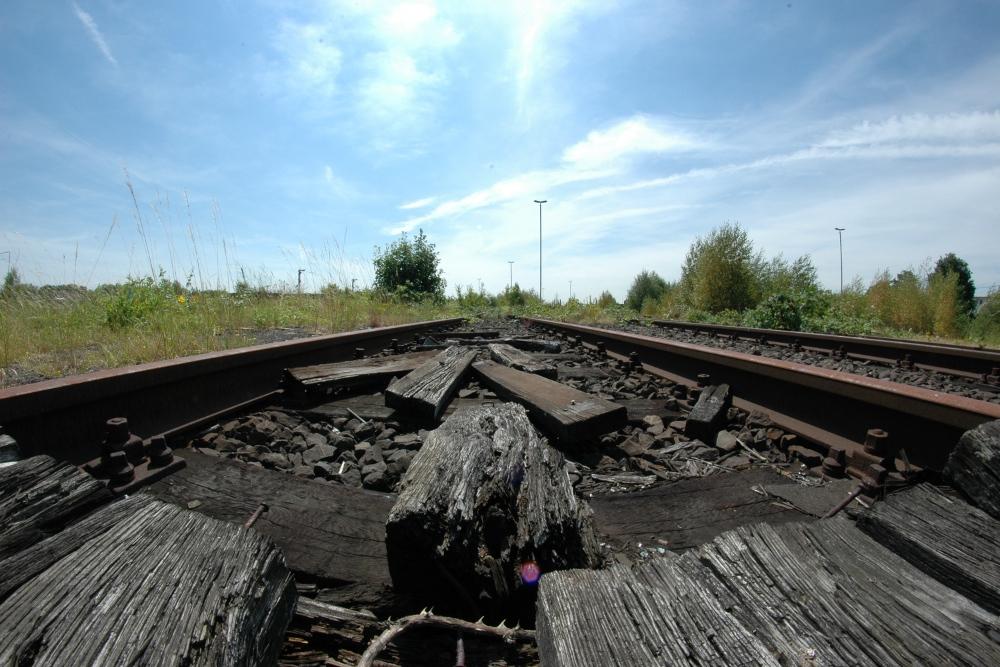 Gleise in die Vergangenheit