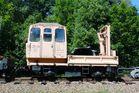 Gleiskraftwagen