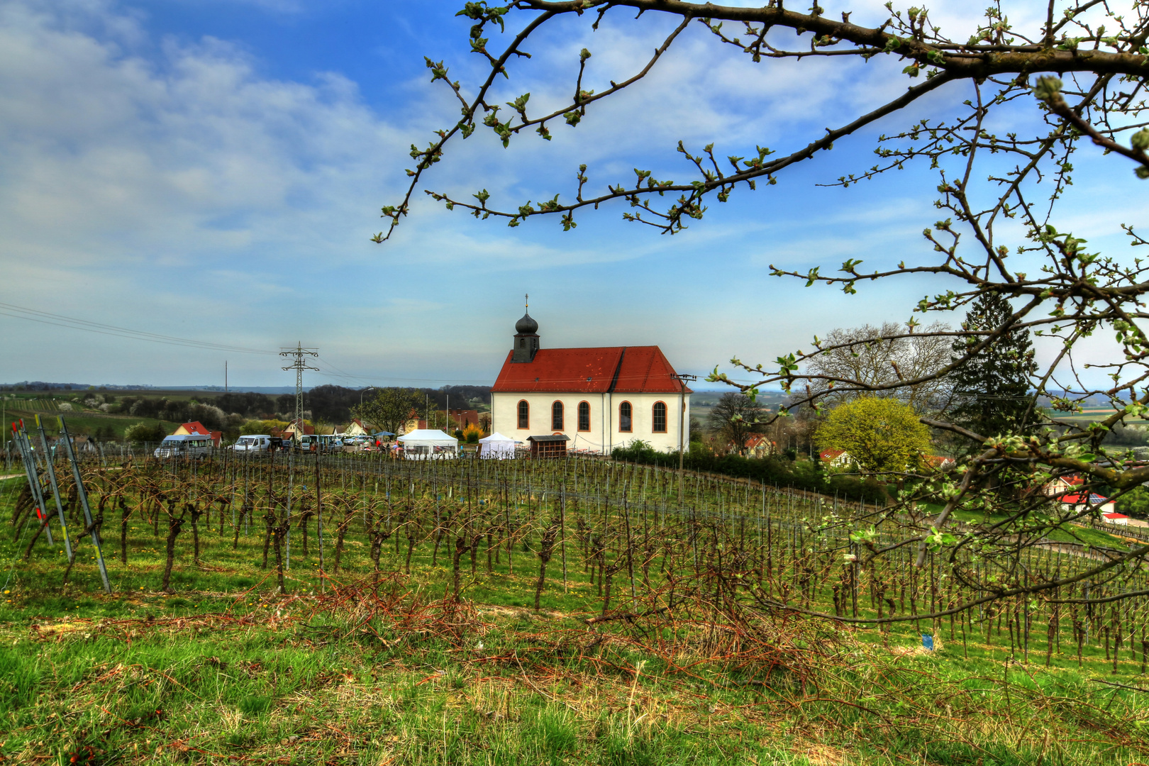 Gleiszellen.Gleishorbach / Dionysius Kapelle