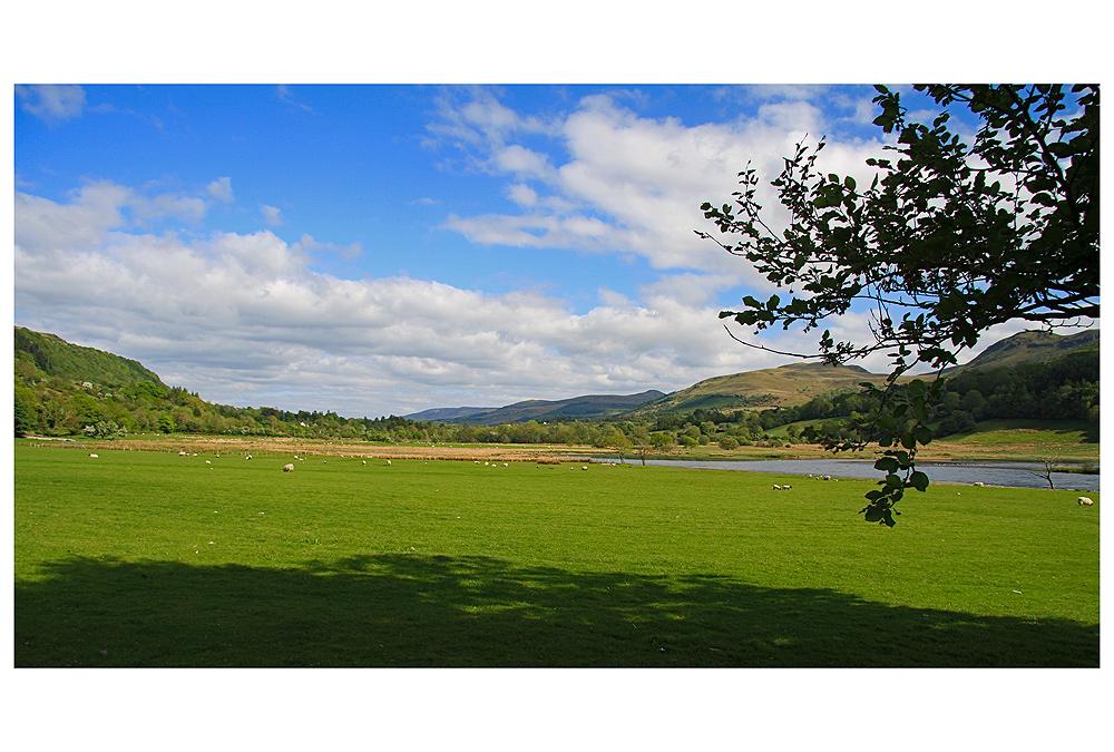 Glencar Lake...
