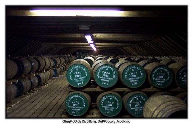 Glenfiddich Distillery - Dufftown