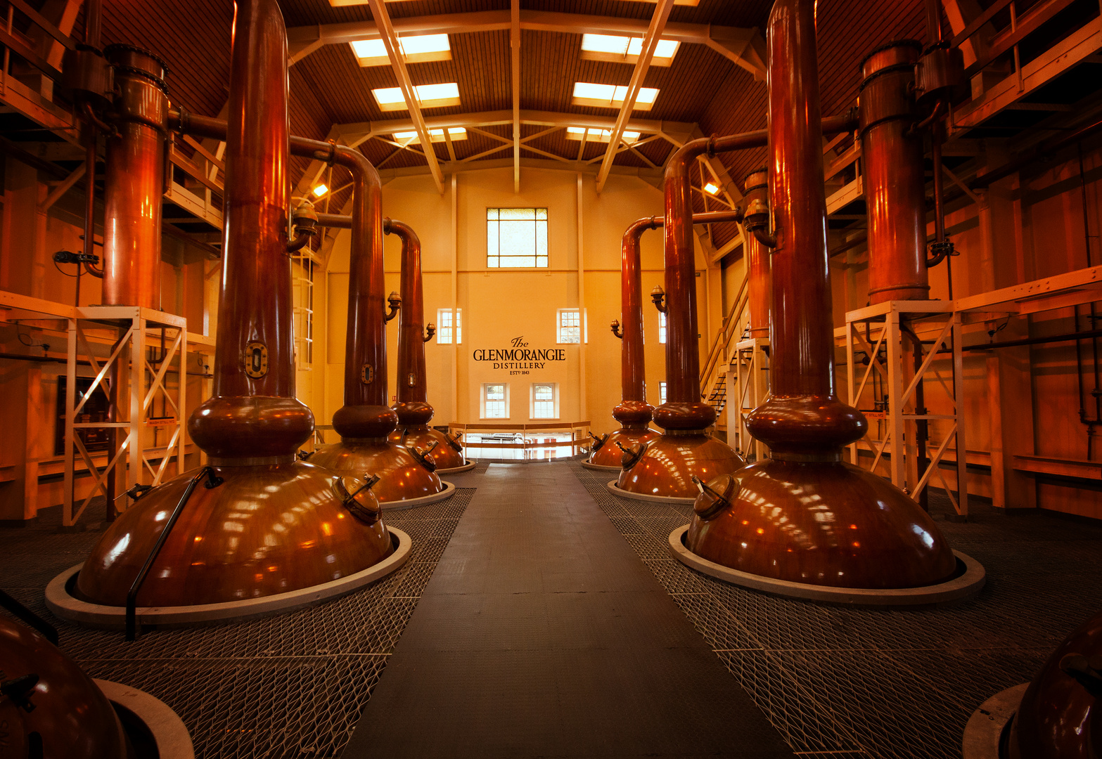 Glenmoangie Distillery II