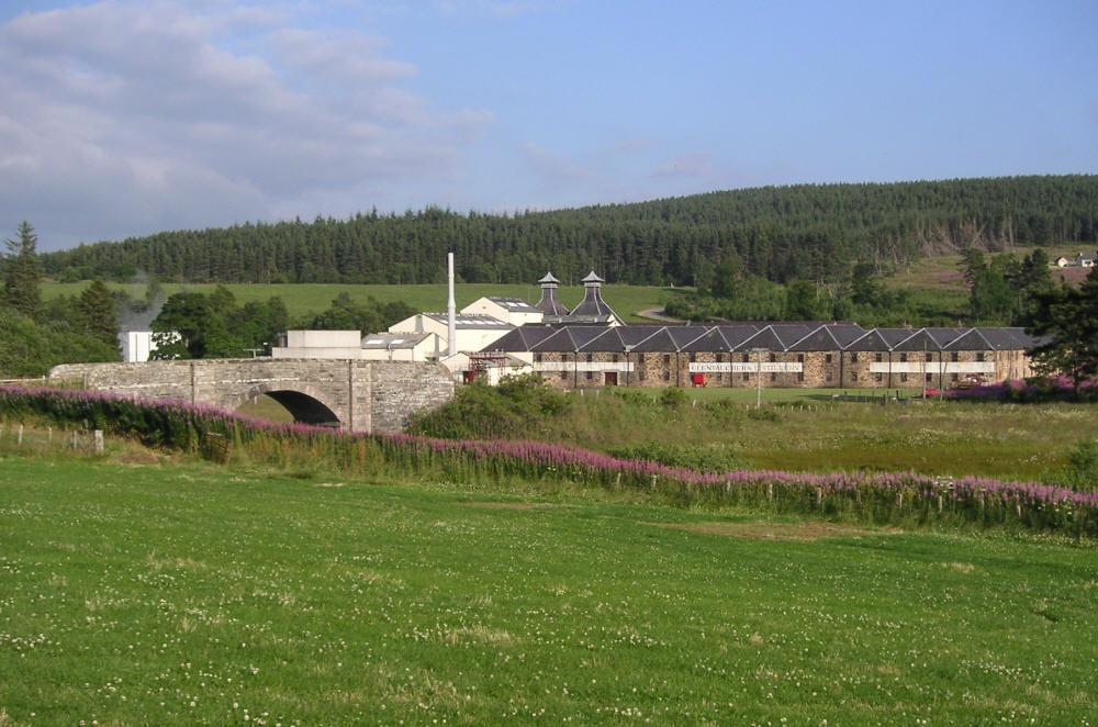 Glentaucher Destillery