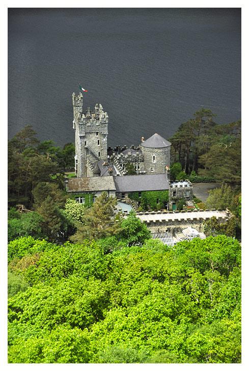 Glenveagh Castle....