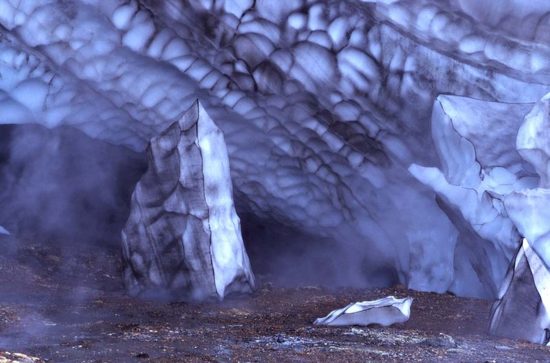 Gletscher Hrafntinnusker