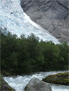 Gletscher in Norwegen