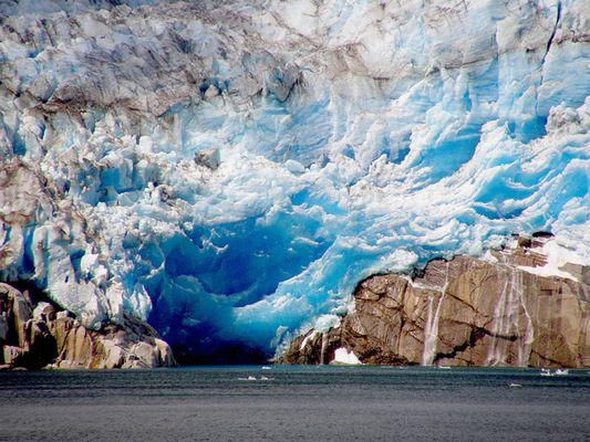 Gletscher in Südchile 1
