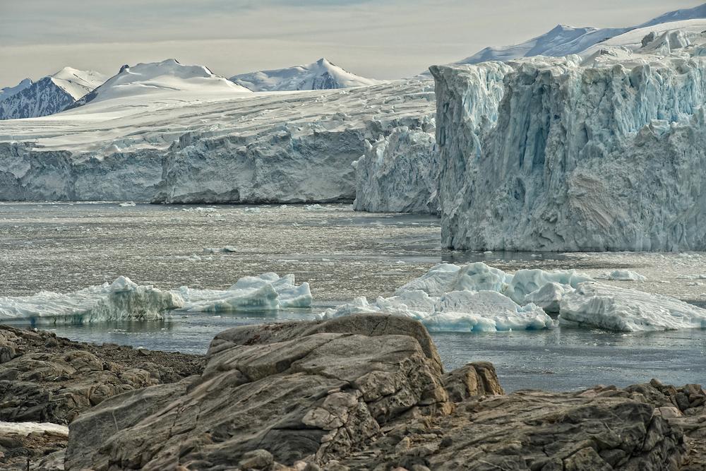 Gletscher - nur gigantisch