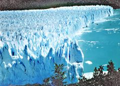 Gletscher Perito Moreno,Argentinien