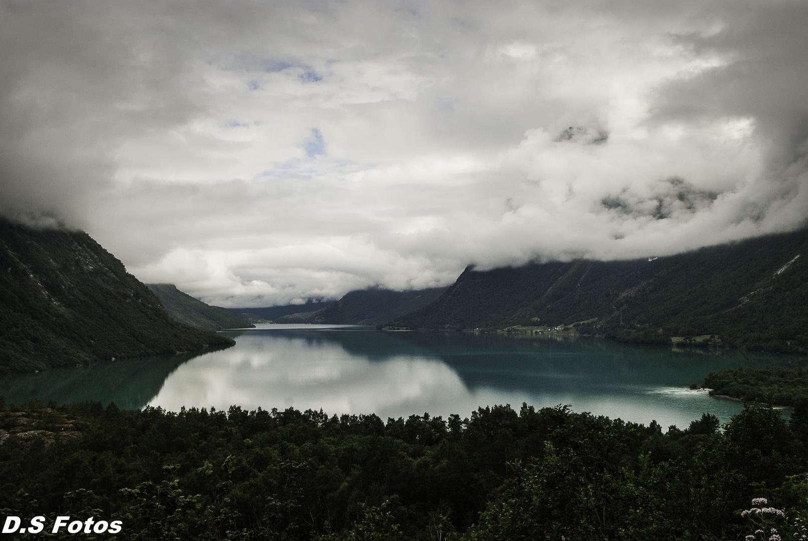 Gletscher See