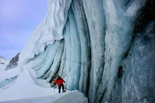 Gletscherabenteuer
