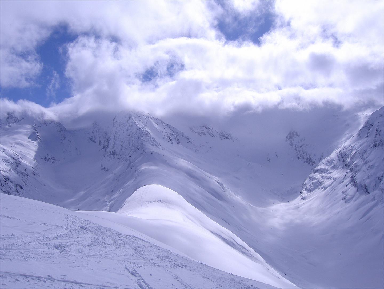 Gletscherblick II