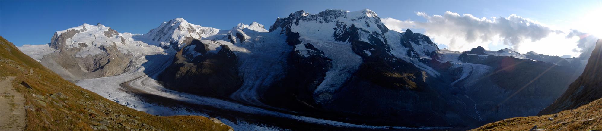 Gletscherblicke