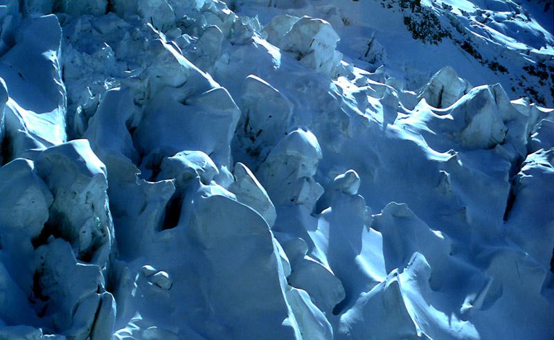 Gletscherbruch