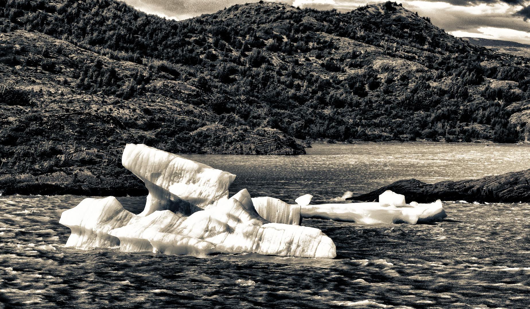 gletschereis ...