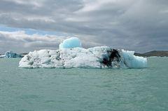 Gletscherlagune Jökulsárlón (Island) -1-