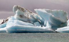 Gletscherlagune Jökulsárlón (Island) -6-