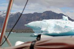 Gletscherlagune Jökulsárlón (Island) -8-
