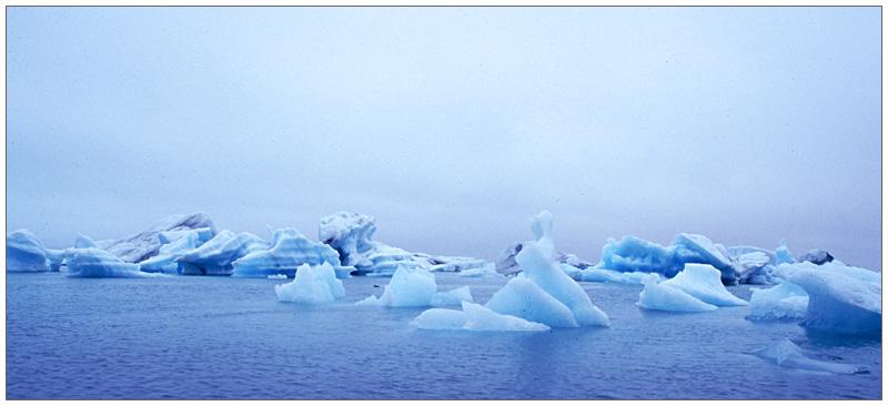 Gletscherlagune Jokulsarlon