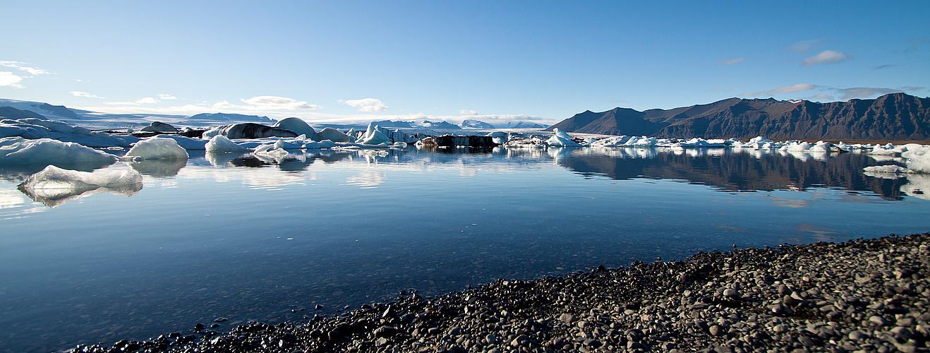 Gletschermündung