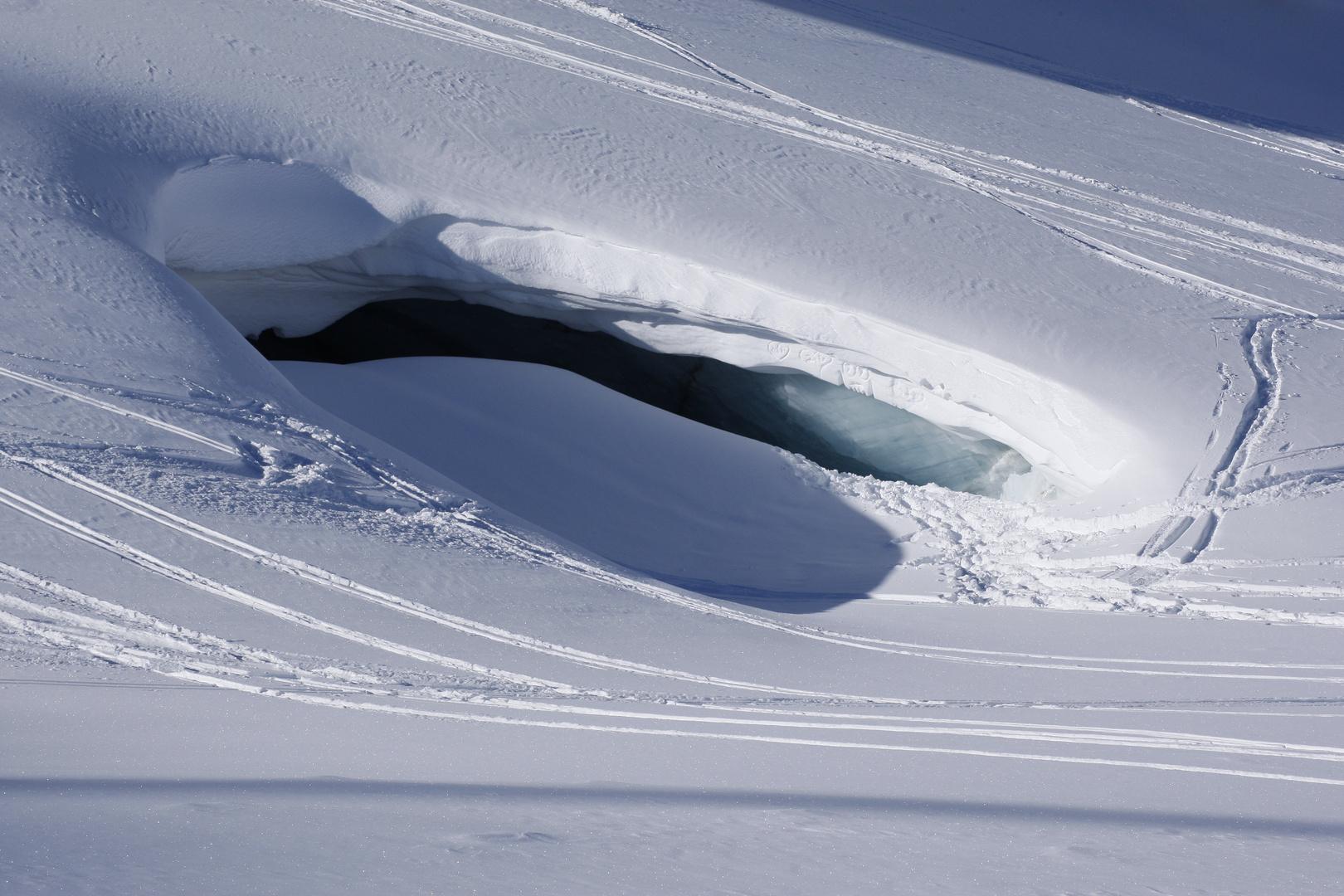 Gletschermund