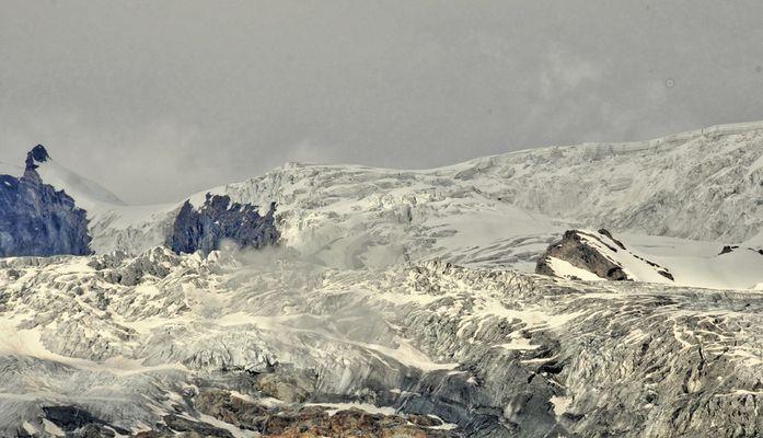 Gletscherrandzone