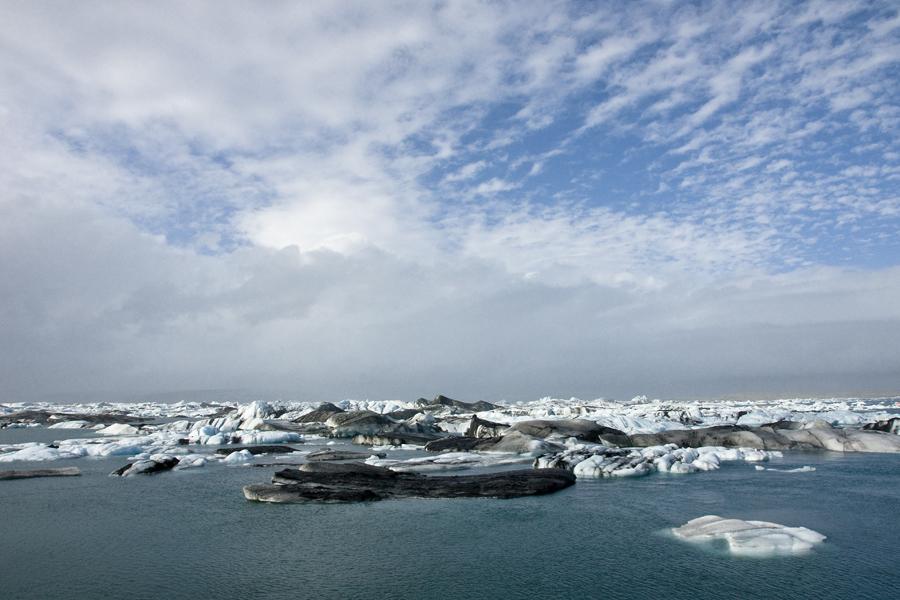 Gletscherruhe