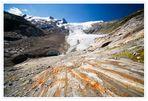 Gletscherschliff am Schlatenkees II