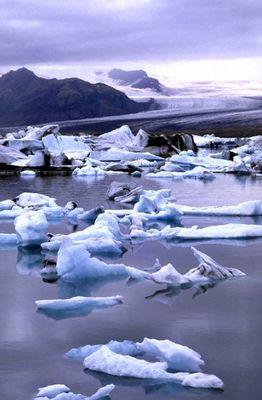 Gletschersee Jökursalon