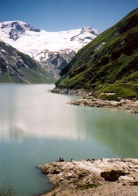 Gletscherstausee Kaprun