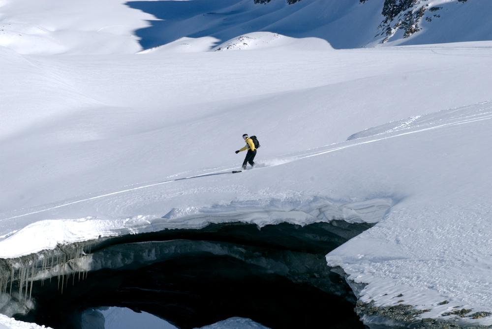 .: gletschersurfer