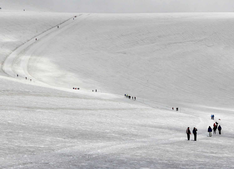 Gletscherwanderung am Dachstein