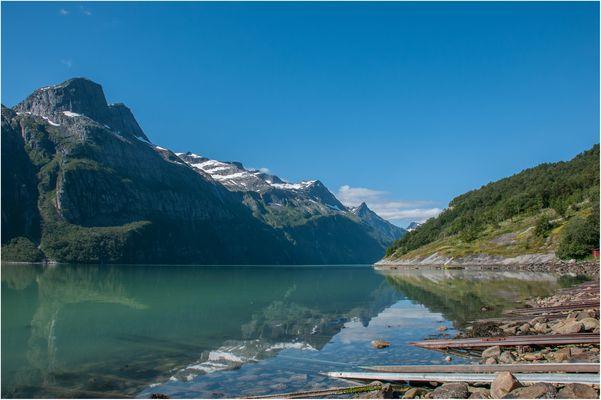 Gletscherwasser