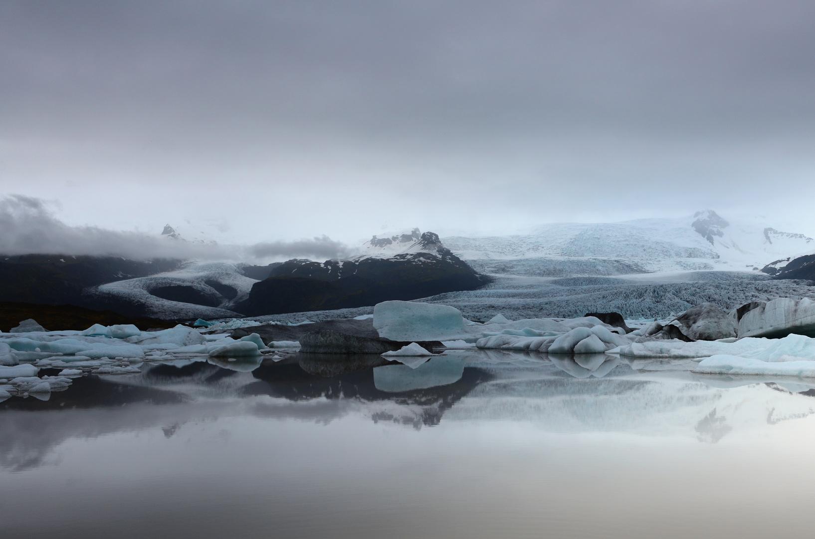 Gletscherwelt