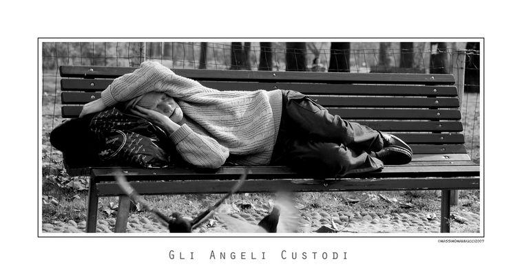Gli Angeli Custodi...
