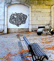 Gli angoli di Lisbona...