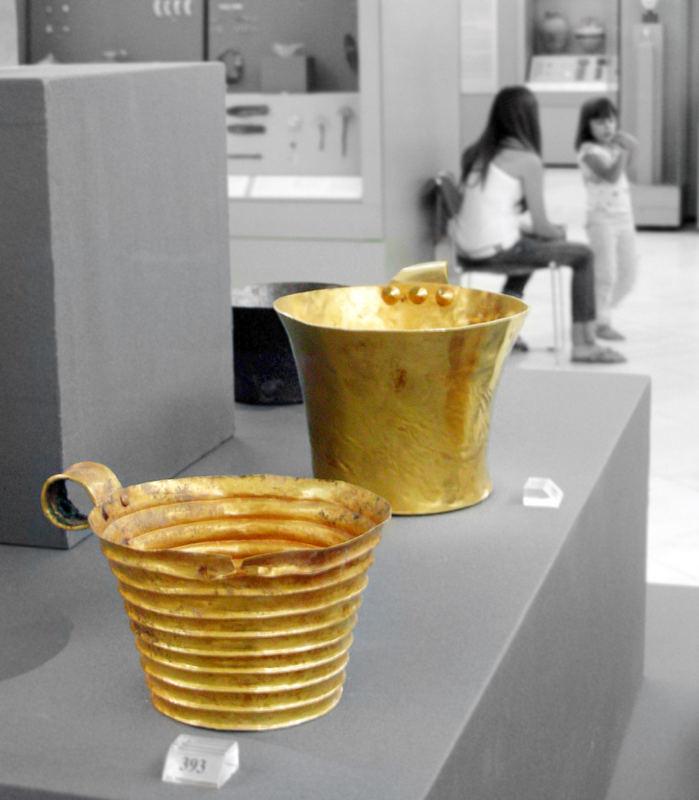 Gli indifferenti-Atene museo archeologico