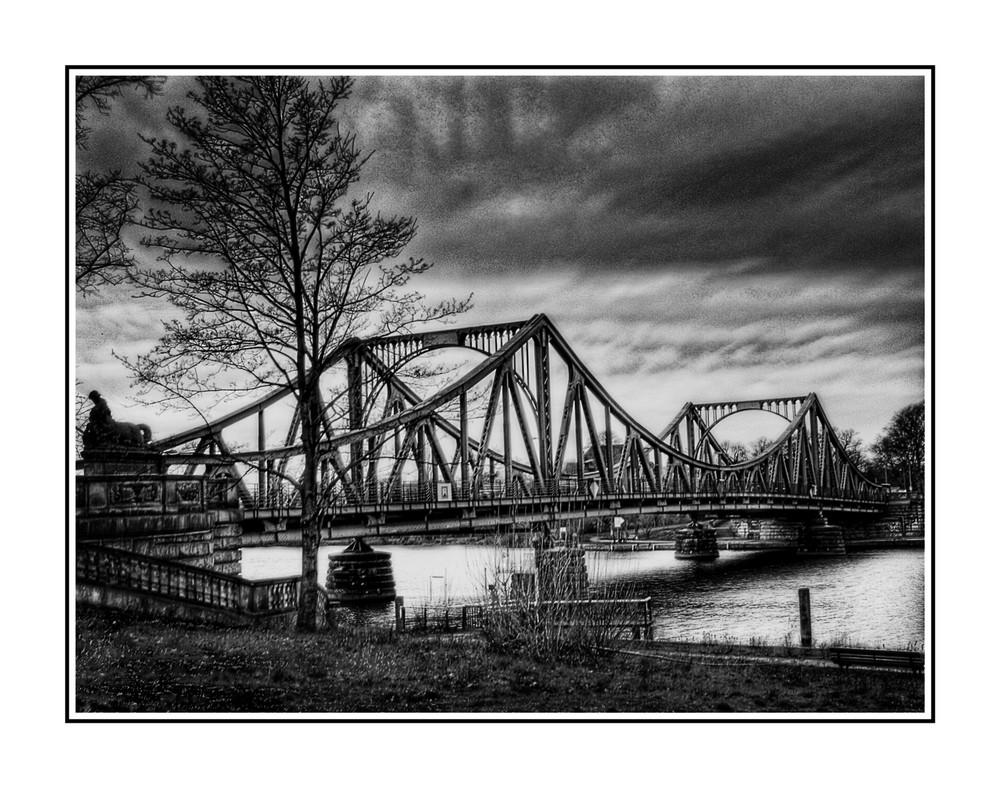 Glienicker Brücke...