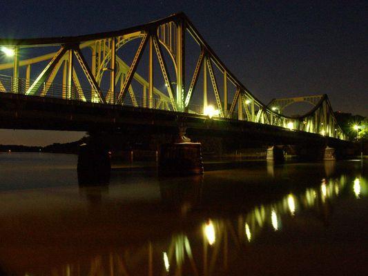 Glienicker Brücke (Potsdamer Seite)