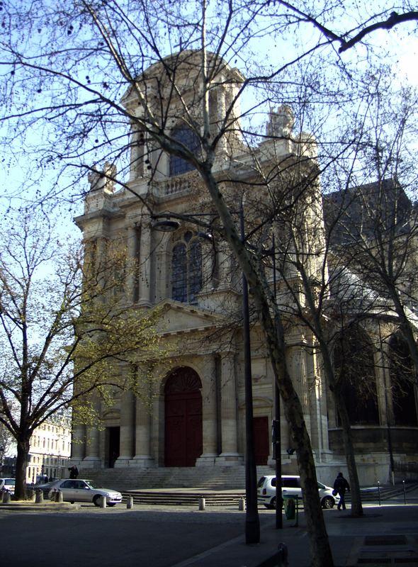 Église Saint Gervais (1)