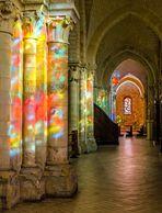 Église saint Pierre de Montmartre .