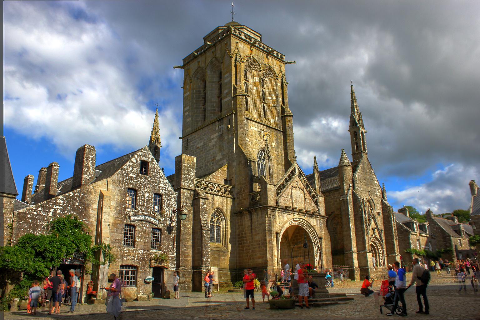 (Église) Saint-Ronan