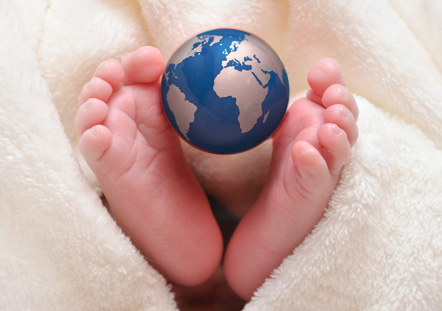Globaler Schutz der Erde für die nächsten Generationen