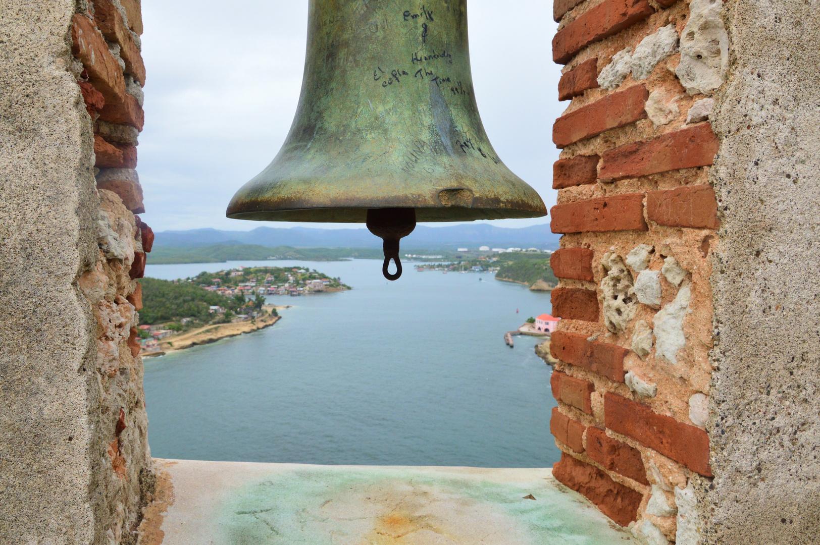 Glocke der Festung El Morro