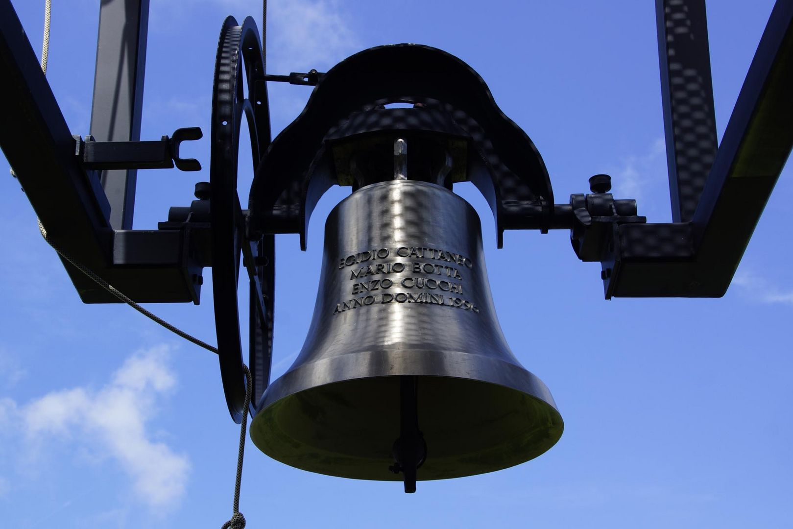 Glocke der Kirche Santa Maria degli Angeli