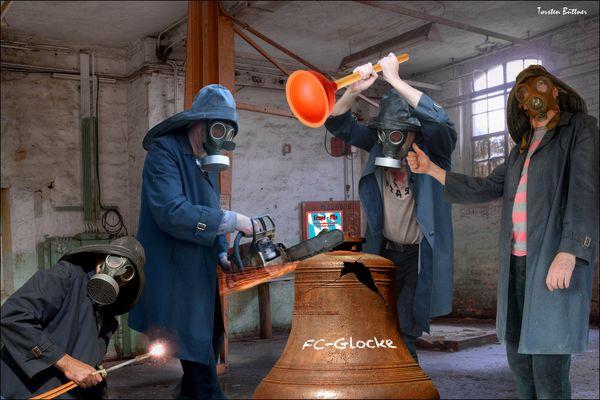 Glocken-helle Misstöne