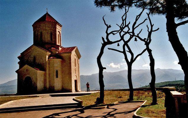Glockenspiel im Kaukasus