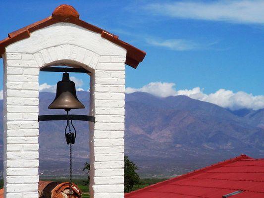 Glockentürmchen in Cafayate