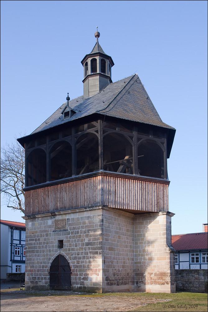 Glockenturm der Johannis- Kirche